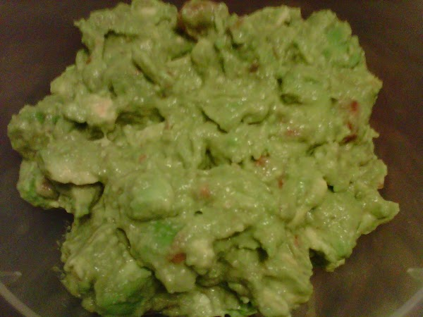 Super Easy Guacamole Recipe