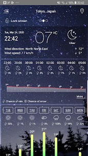 Weather 3.8 Download APK Mod 1