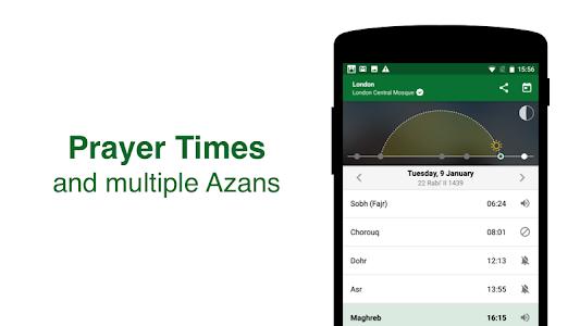 Muslim Pro - Prayer Times, Azan, Quran & Qibla 9.8 (Premium)