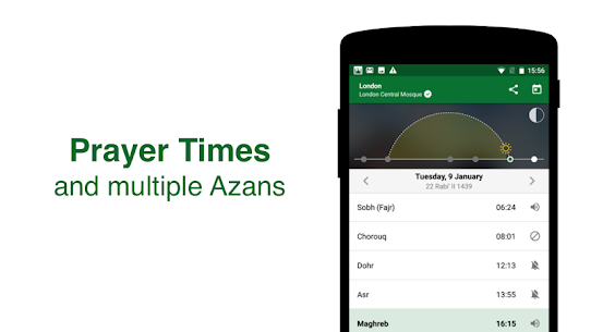 Muslim Pro – Prayer Times, Azan, Quran & Qibla v9.7 build 97012 [Premium] APK 7