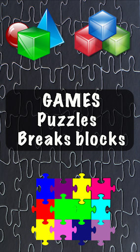 Puzzles and Blocks Games