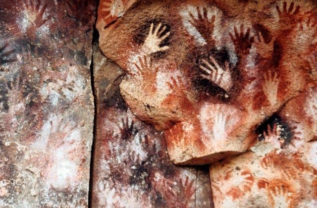 Höhle der Hände
