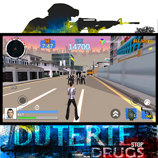 DUTERTE Drug War- screenshot thumbnail