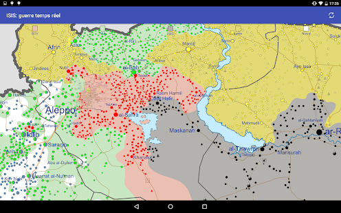 Syria real time war android apps on google play syria real time war screenshot thumbnail gumiabroncs Image collections