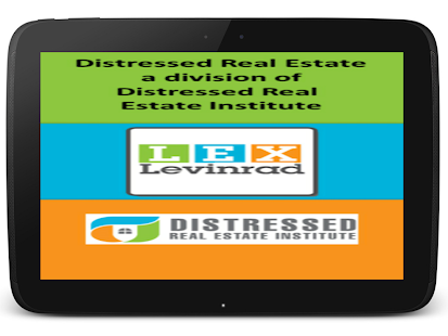 Distressed Real Estate- screenshot thumbnail