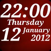 DIGI Clock Live Wallpaper