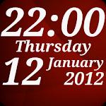 DIGI Clock Live Wallpaper Icon