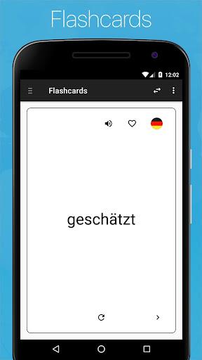 German English Dictionary + screenshot 6