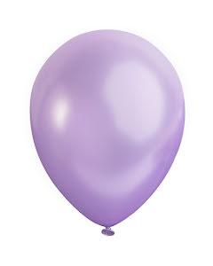 Ballong lösvikt satin, Lila