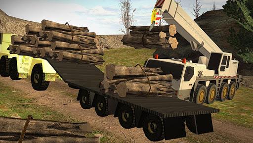 輸送貨物トラックの3Dを記録