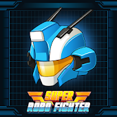 Super Robo Fighter By Kiz10