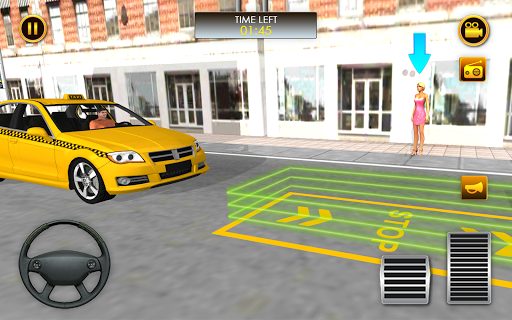 New York City Taxi Driver - Driving Games Free 1.0 screenshots 1