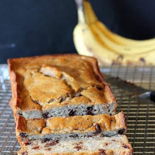 Secretly Healthy Banana Bread (Gluten Free).