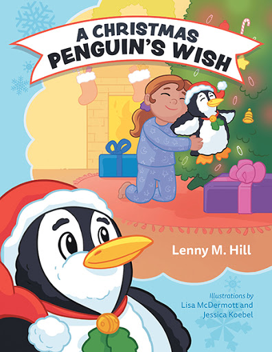 A Christmas Penguin's Wish cover