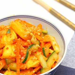 Achar Vegetable Recipes