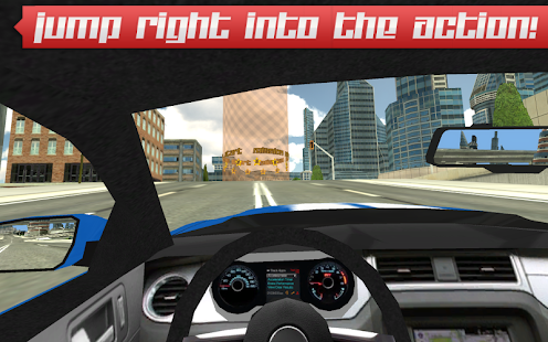 Street Racing Car Driving 3D- screenshot thumbnail
