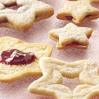 Raspberry Sandwich Sugar Cookies