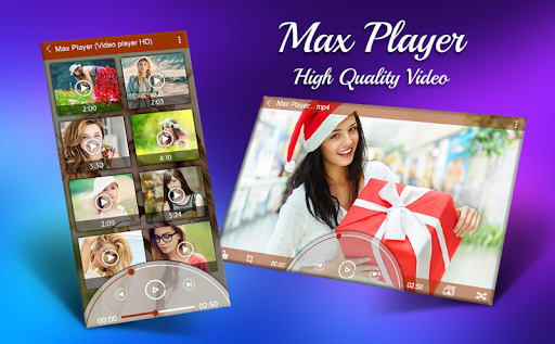 MAX Video Player 2018 - HD Video Player 2018 3.0 screenshots 2