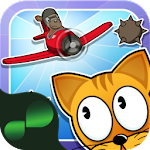 Cats and Bombs Icon