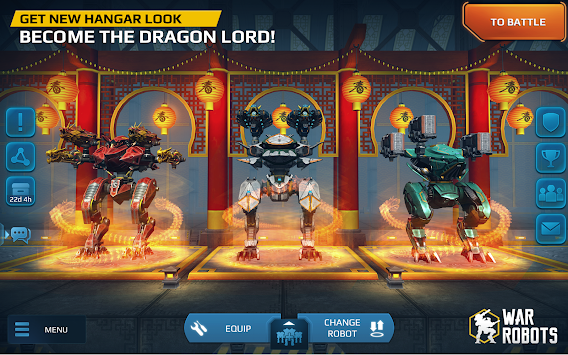 War Robots APK Latest Version Download - Free Action APP for Android
