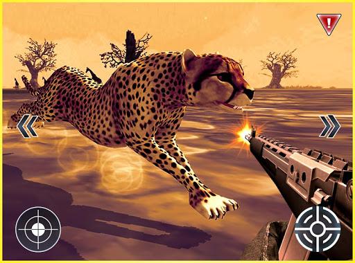 獵豹復仇追捕