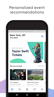 SeatGeek – Tickets to Sports, Concerts, Broadway - screenshot