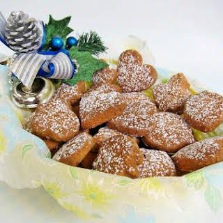 Polvorones ( Spanish Cookies).