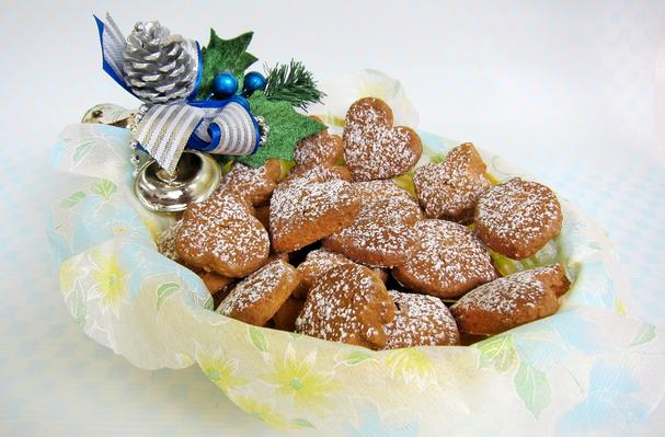 Polvorones ( Spanish Cookies) Recipe