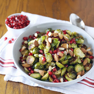 Brussels Sprouts With Pomegranate Recipes.