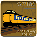 Indian Railway Enquiry Offline icon