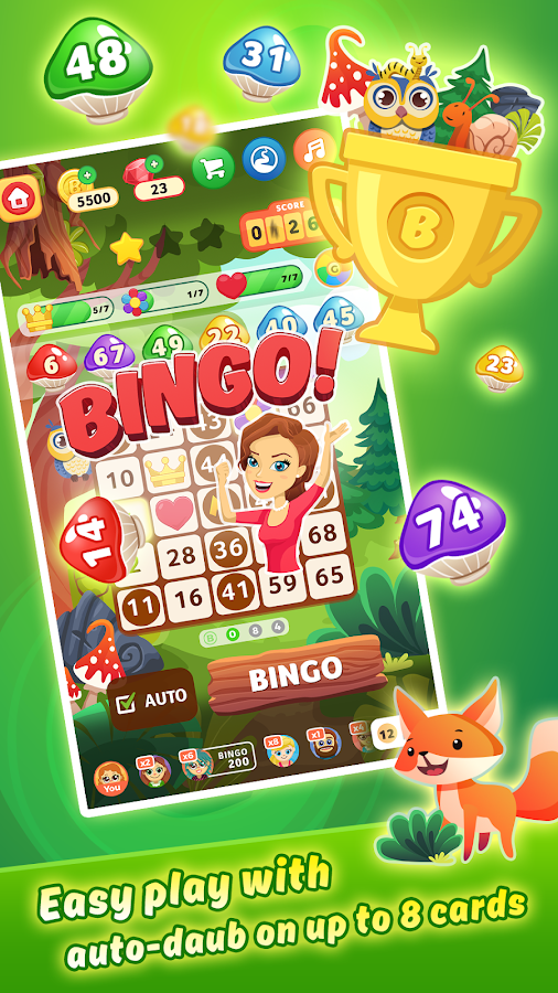 tiffany 39 s bingo play bingo with friends android apps on google play. Black Bedroom Furniture Sets. Home Design Ideas