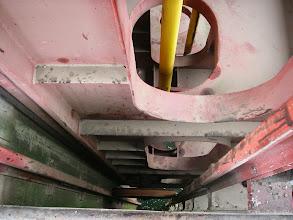Photo: mechanizm wrót