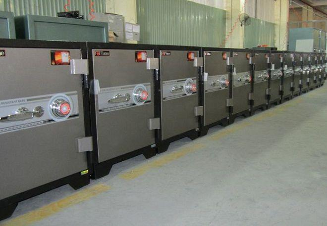 Đại lý két sắt hòa phát cung cấp sản phẩm chất lượng, an toàn