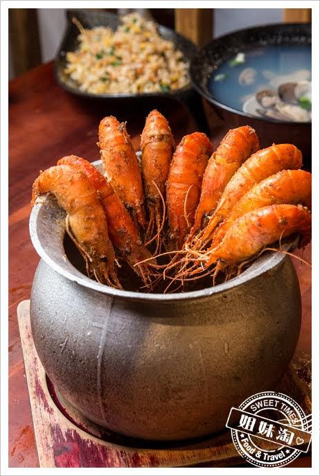 墾丁蝦匠活蝦料理胡椒蝦
