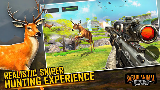 Wild Animal Sniper Deer Hunting Games 2020 1.22 screenshots 1