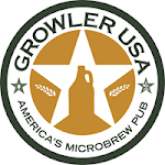 Logo for Growler USA - Indian Trail, NC