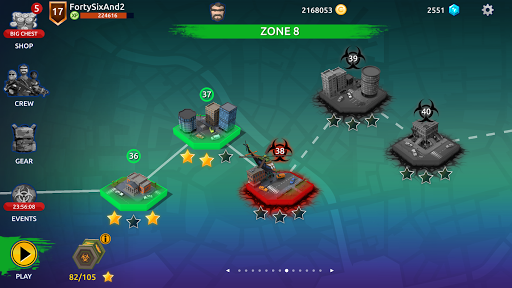 Zombie Blast Crew 2.1.1 screenshots 16