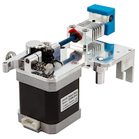 Micro Swiss Direct Drive Extruder for Creality with Hotend