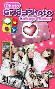 Photo Grid Photo Collage Maker Alkalmazasok A Google Playen