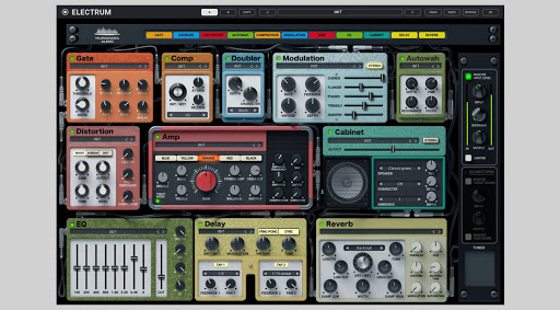 United Plugins Electrum: Grab a guitar plug-in suite for a great introductory price!