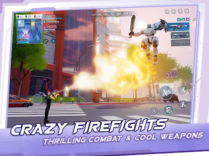 Game Super Mecha Champions APK for Windows Phone