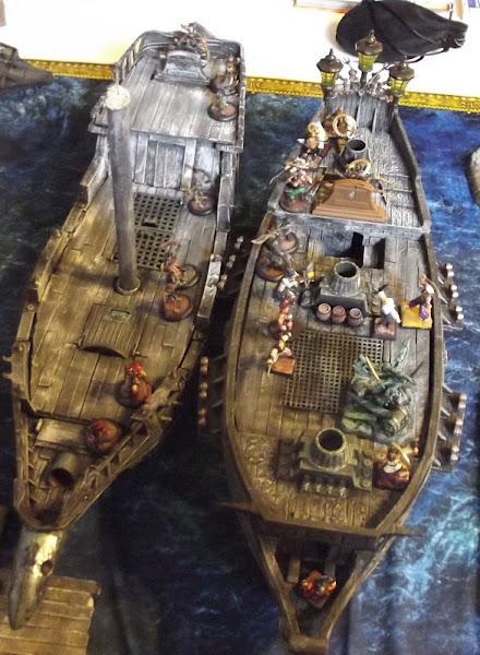 Photo: Pirates RPG: Undead Ship Battle