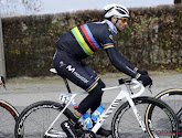 Jürgen Roelandts moet Alejandro Valverde wegwijs maken in Dwars door Vlaanderen