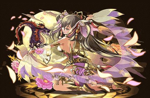 傾国の歌姫神・貂蝉