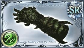 緑の依代の手甲