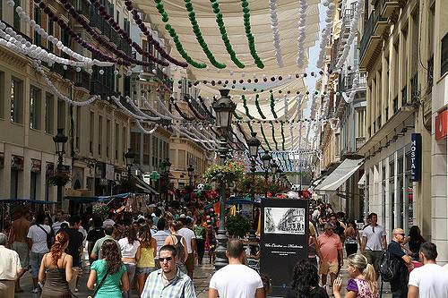 feria de día de Málaga