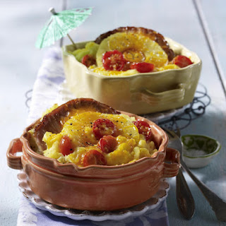 Hawaiian Ham Casserole Recipe