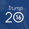 Trump 2016 icon