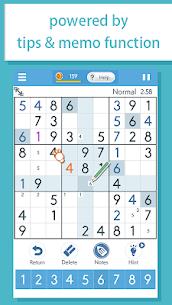 Sudoku‐A logic puzzle game ‐ 4