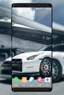 GTR Wallpaper - náhled